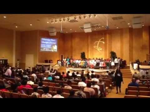 GMC Children Ministry and Worship Childcare Presentation