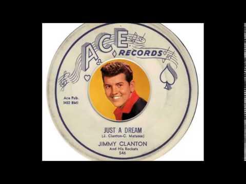 Jimmy Clanton - Just A Dream  (1958)