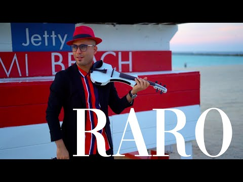 Raro – Chino & Nacho – Violin Cover by Frank Lima