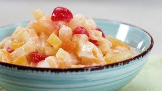 Yogurt Fruit Salad  | Yummy Ph