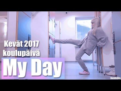 MyDay   Kevät 2017 koulupäivä  ›› Namikolinx