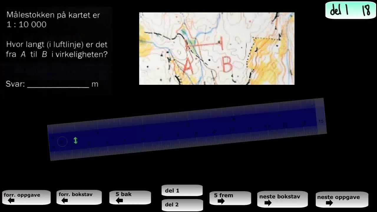 Eksamen 10. trinn (del 1) vår 2011 INTERAKTIV