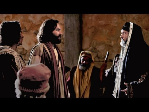 Image result for jesus was tried by the Jewish authorities at the Sanhedrin