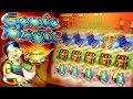 Genie Magic Bonus High Bet Big Win - 25c Aristocrat Video Slots