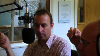 SOS Dairy Song - Radio Interview. 15th August 2012