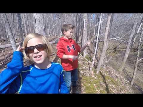 Arrow Head River Hunt Found few Knives Instead