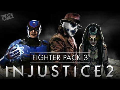 Thumbnail: Injustice 2: Fighter Pack 3 Character Predictions!!