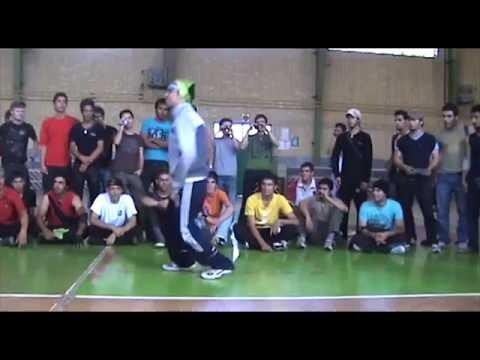 #BBOYINGdotir   TeHran vs KaRaJ   2007