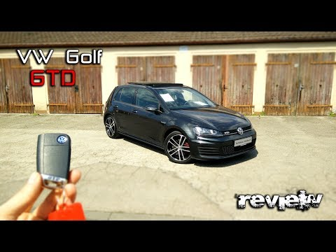 VW Golf 7 GTD | Review