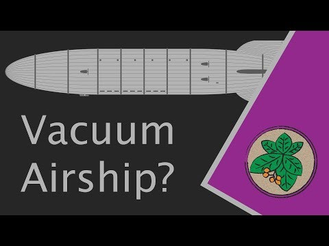 Why Don't We Fill An Airship With A Vacuum?