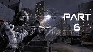 Call of Duty Modern Warfare 3 Walkthrough Part 6 Campaign Mission Mind the Gap