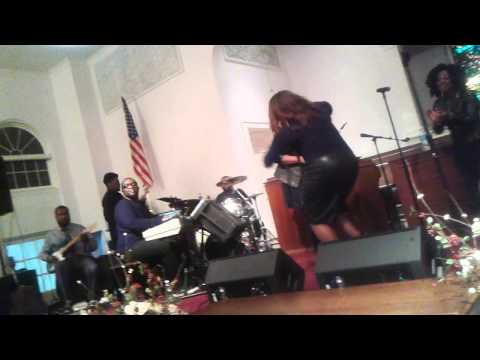 Ashley Hale Debut Concert with Timiney Figueroa 2