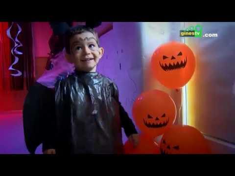 Fiesta de Halloween en la Guardería Municipal 'Las Carmelas' de Gines