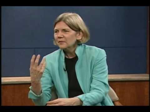 Conversations with History: Elizabeth Warren