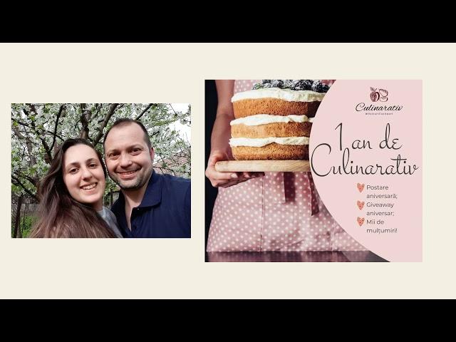 Promo: Culinarativ la Interviurile Medias News Blog