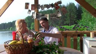 Відео-вітання для мам від молодят на весіллі