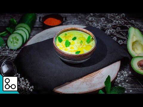 gaspacho-concombre-avocat---youcook