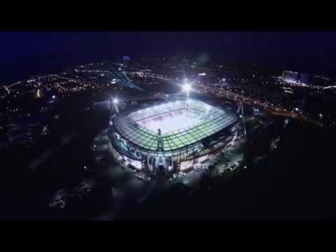 AIR 2015 - Drone Entertainment Show Amsterdam Arena