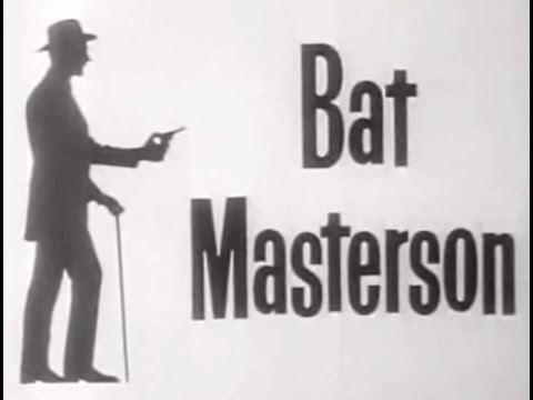 Bat Masterson  The Fighter, Full Episode Classic Western TV Series