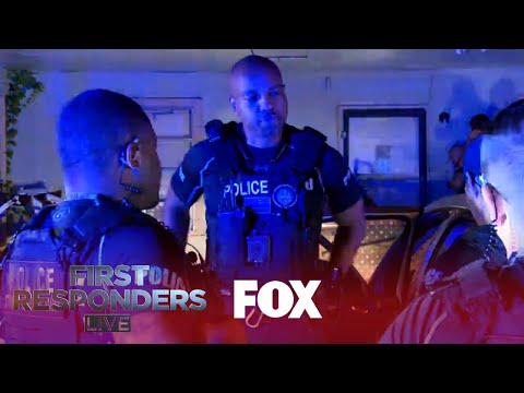Police Question Suspect About Latex Gloves | Season 1 Ep. 11 | FIRST RESPONDERS LIVE