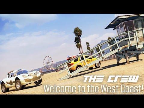 THE CREW | Regional Series: The West Coast! [EUROPE]
