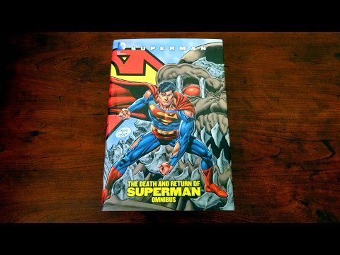 The Death and Return of Superman Omnibus Review
