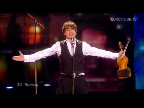 Eurovision winners 2000-2014