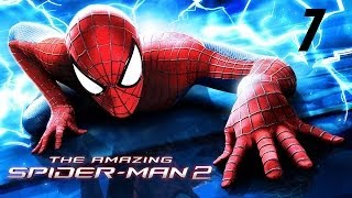 The Amazing Spider-Man 2 - iOS/Android - Walkthrough/Let`s Play - #7 / Chapter 2