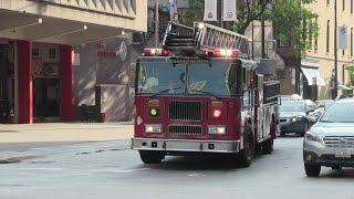 Spare Truck E267 Code 3 – Chicago Fire Department