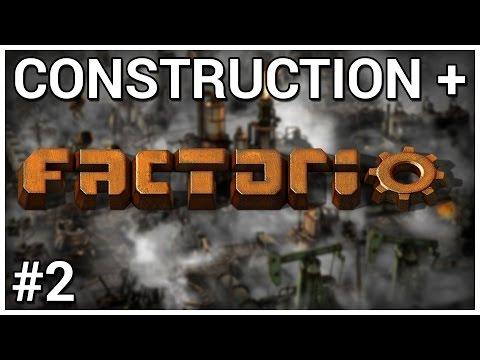 Electrical Distribution = Construction + Factorio [Early Access] #2