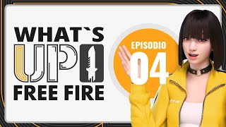 "What's up Free Fire - Episodio 4 ""CHRONO"" 💫 