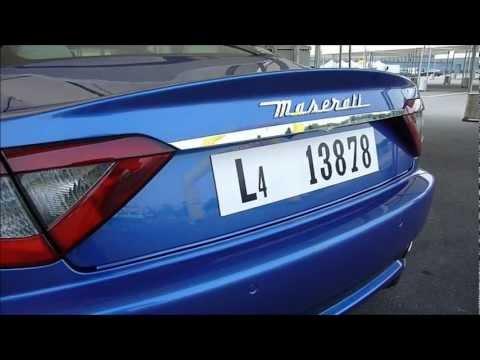 Maserati GranTurismo Sport 2012-2013
