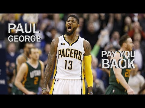 Paul George / Pay you back ᴴᴰ/ NBA Career Highlight mix feat. Meek Mill / pacers, thunders