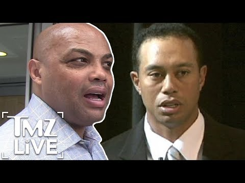 Charles Barkley Comes To Tiger Woods Defense After Dui Arrest | TMZ Live