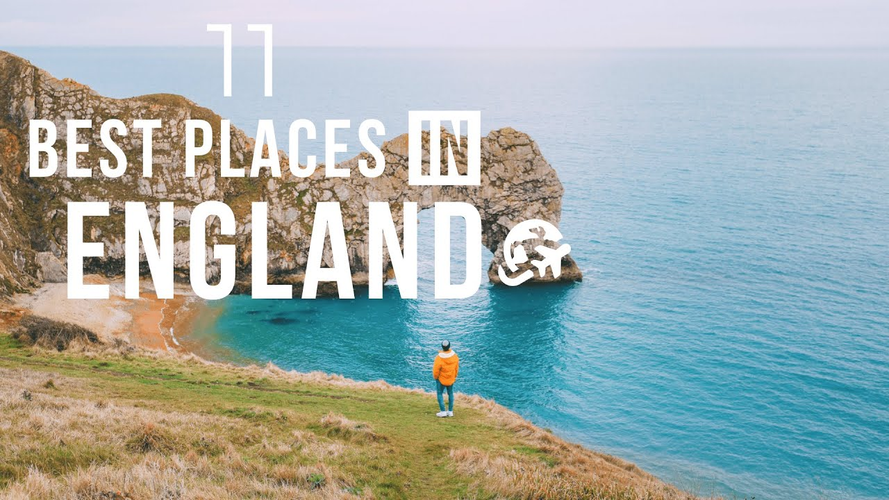 Download 11 BEST PLACES IN ENGLAND TO VISIT (AND WHY!)