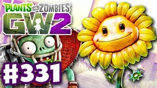 Flower vs. Power! - Plants vs. Zombies: Garden Warfare 2 - Gameplay Part 331 (PC)