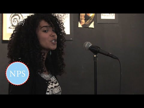 "Elizabeth Acevedo - ""Spear"" (NPS 2014)"