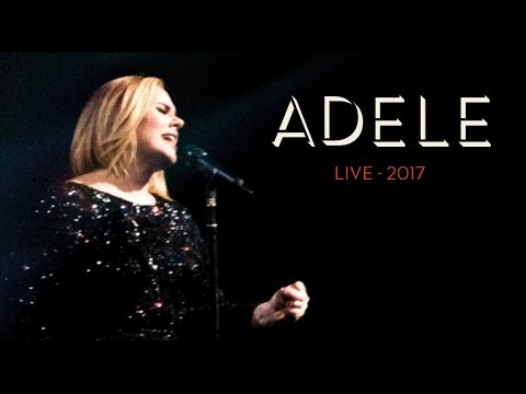 I'll Be Waiting - ADELE LIVE in PERTH 2017