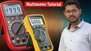 Best Multimeter Tutorial | Purchase Guide
