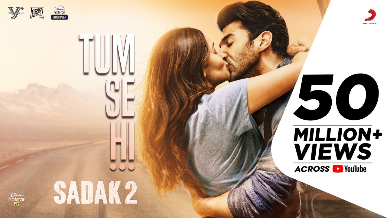 Tum Se Hi – Sadak 2 Mp3 Hindi Song 2020 Latest Free Download