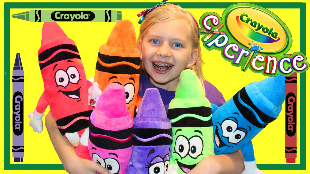 Download Crayola Experience Orlando || HUGE INDOOR PLAY CENTER