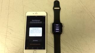 How to Pair Apple watch to a NEW iPhone after new iphone upgrade