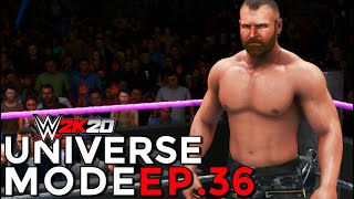 WWE 2K20 | Universe Mode - 'BASH AT THE BEACH!' (PART 2/4) | #36