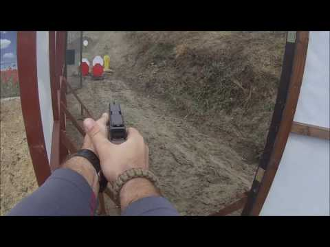 IPSC European Handgun Championship EHC 2016 Day 1 Bartosz Szczęsny Production