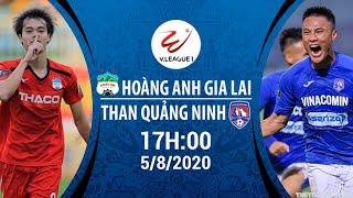 Hoàng Anh Gia Lai - Than Quảng Ninh | V.League 2020: Văn Toàn bứt tốc như tên lửa kiến tạo đẹp mắt