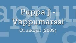 Puppa J   Vappumarssi