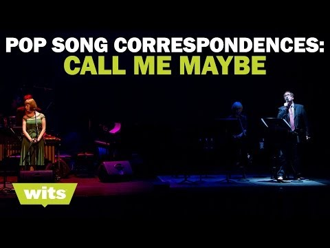 'Call Me Maybe' - Wits - Pop Song Correspondences