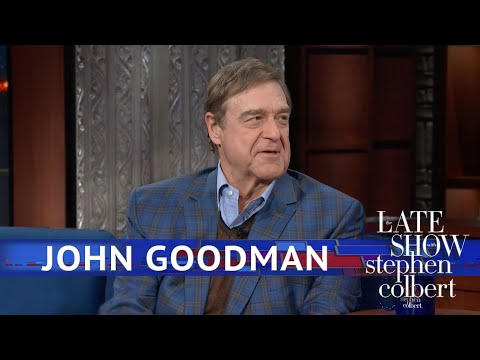 John Goodman Had A Bout Of Paralyzing Stage Fright