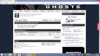 How To Get Into Game Battles MLG ; In Call of Duty (Tutorial) Getting A Team In GB's