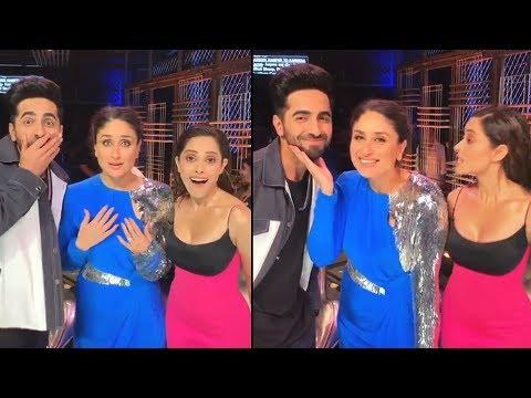 Dream Girl: Poo Kareena Kapoor Helps Pooja Ayushmann Khurrana To Promote The Film | Nushrat Bharucha Mp3